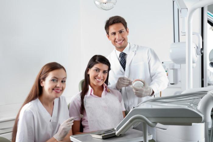 Patinenten gewinnen mit Webdesign für Zahnärzte